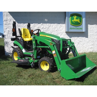 John Deere 1025R Sub Compact Utility Tractor