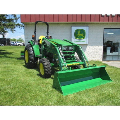 John Deere 4044R Compact Utility Tractor
