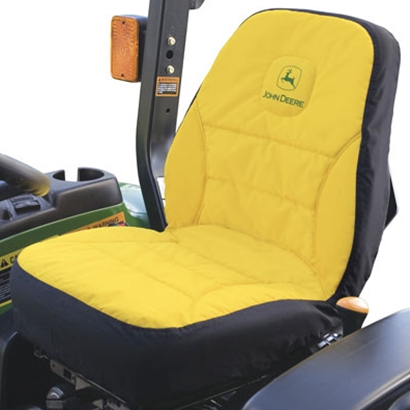John Deere Large Compact Utility Tractor Seat Cover (LP95233)