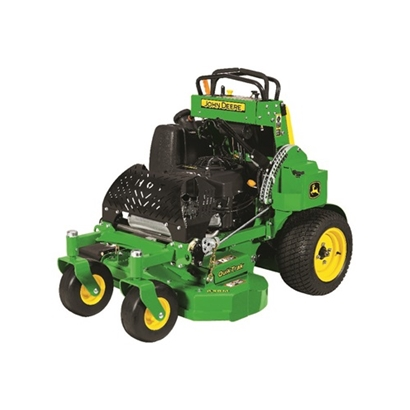 John Deere QuikTrak 636M Stand On Mower