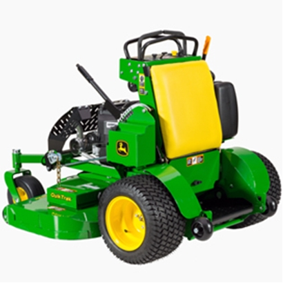 John Deere QuikTrak 648M Stand On Mower