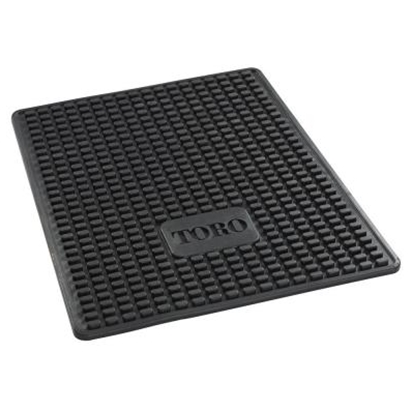Rubber Floor Mat Steering Wheel - (132-6920)