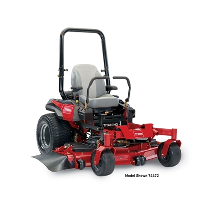 Toro 60 inch Titan HD 2500 Zero Turn Mower (74472)