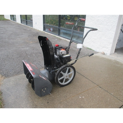 Used Craftsman 2-stage 24