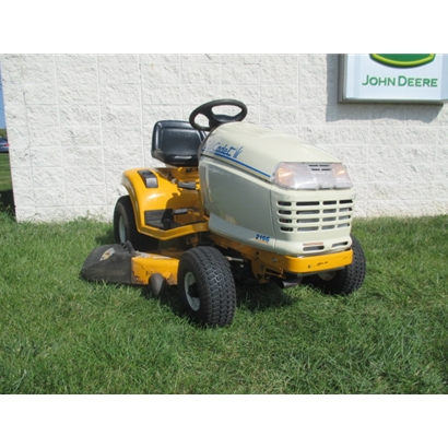 Used Cub Cadet Lawn Tractor