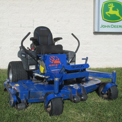 Used Dixon Zero Turn Mower