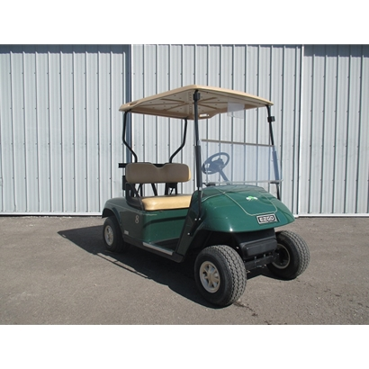 Used E-Z-GO Electric Golf Cart