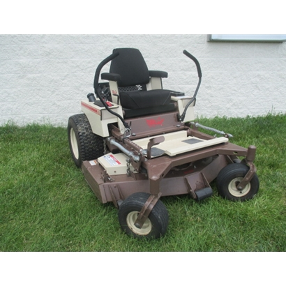 Used Grasshopper Front Mount Mower