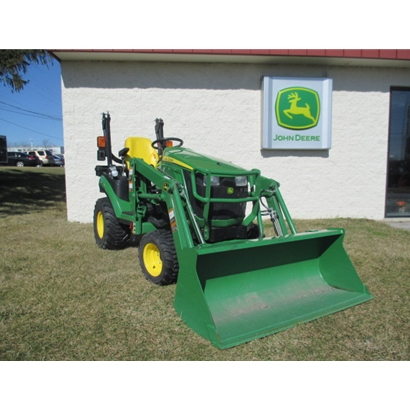 Used John Deere 1025R Sub Compact Tractor