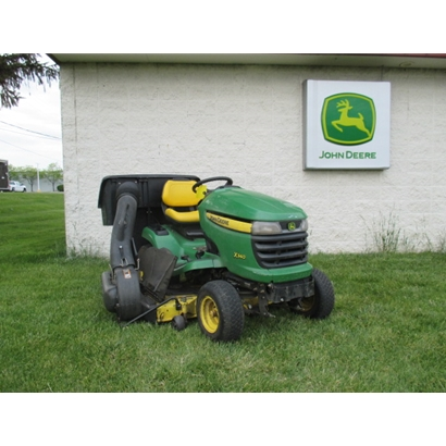 Used John Deere X340 Riding Lawn Tractor