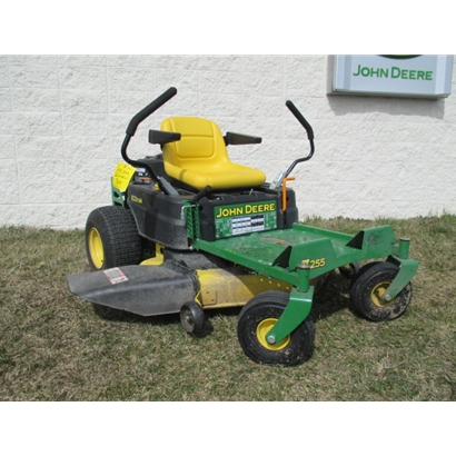 Used John Deere Z255 Zero Turn Mower