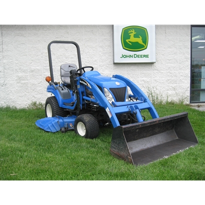 Used New Holland Tractor