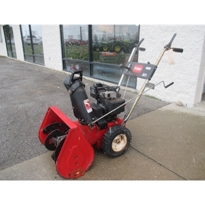 Used Toro 521 2-Stage Snowblower