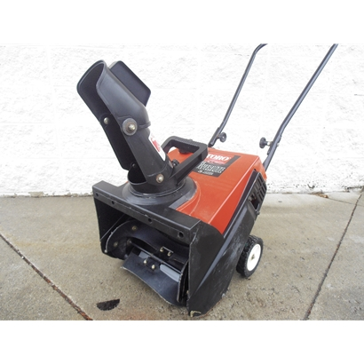 Used Toro CCR Powelite Single Stage Snowblower