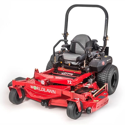 Worldlawn Zero Turn Commercial Mowers