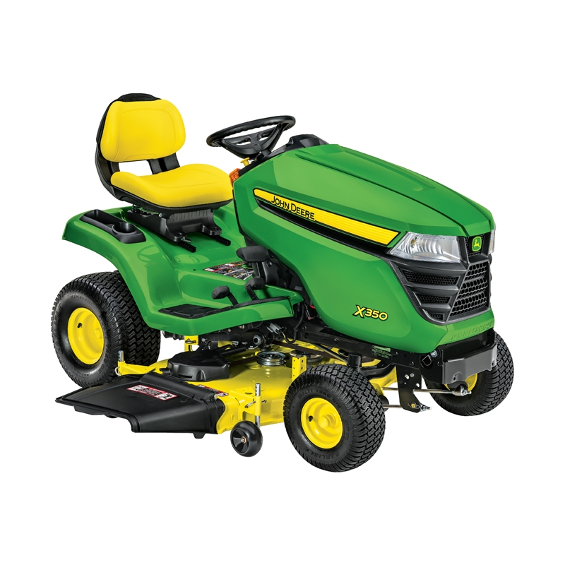 John Deere X350 Riding Lawn Tractor