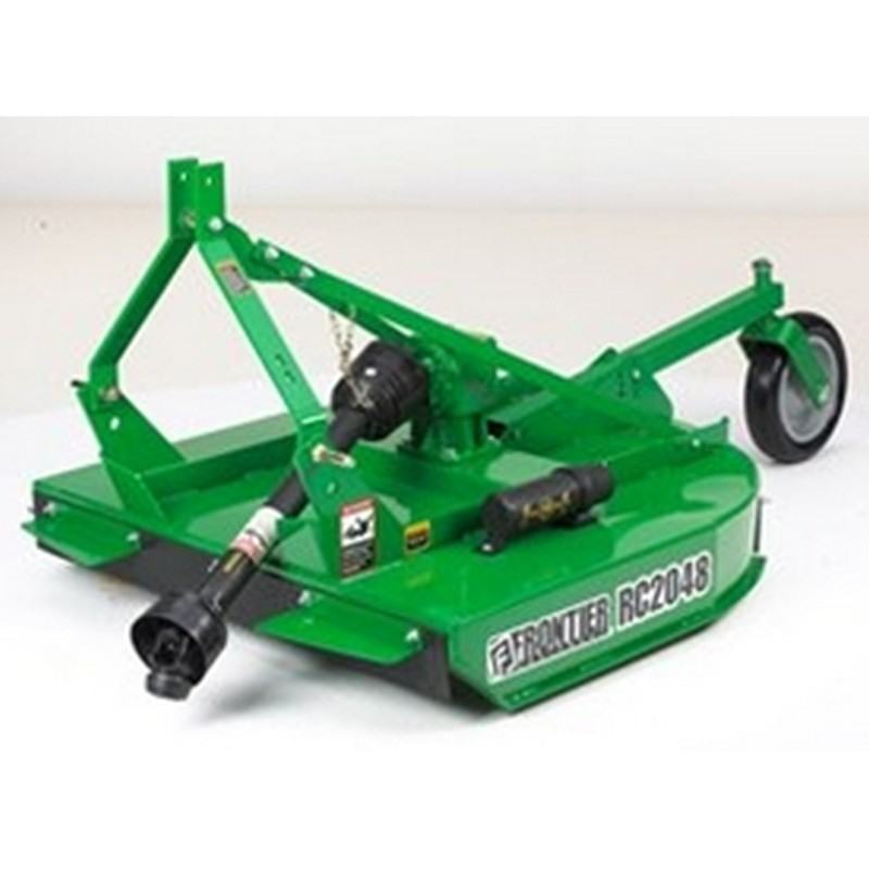 Tractor Implements And Attachments : Frontier rc quot rotary cutter mutton tractor attachments
