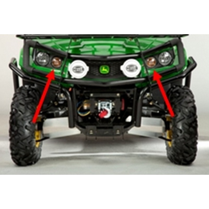 John Deere Gator Lights : John deere gator deluxe light kit  mutton power