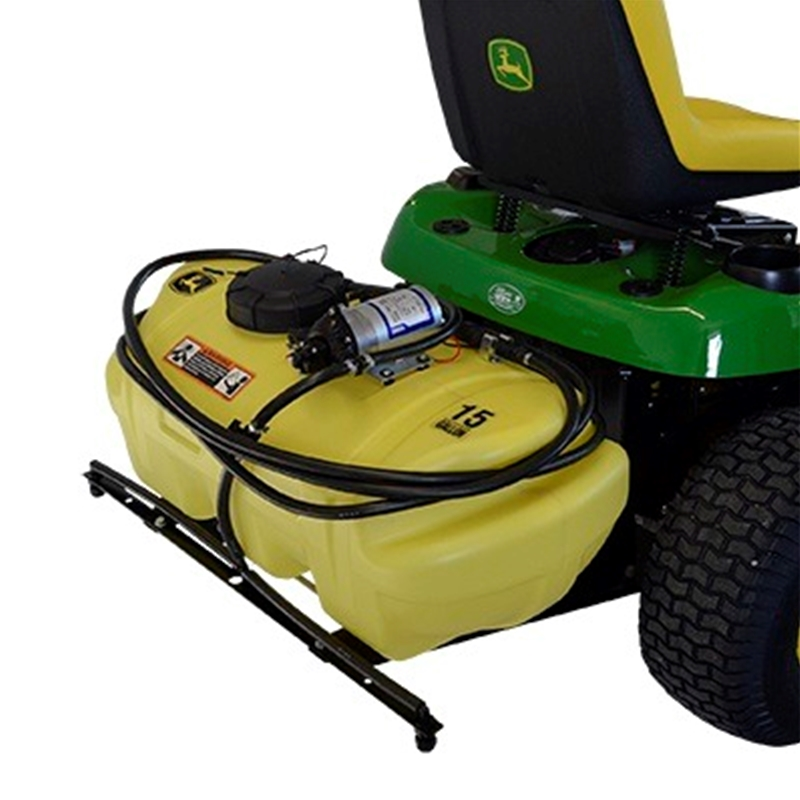 how to fix water in gas tank lawn mower