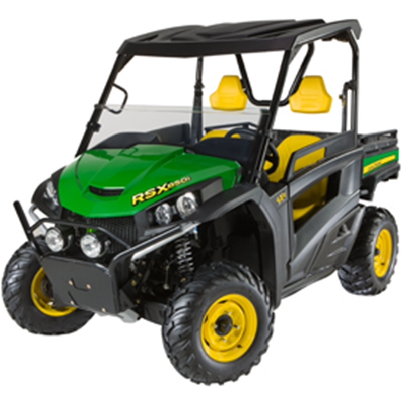 john deere gator front prerunner bumper mutton power equipment. Black Bedroom Furniture Sets. Home Design Ideas