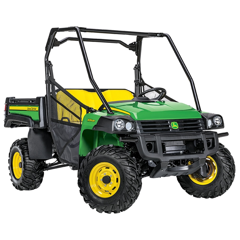 john deere xuv 825e 4x4 gator utility vehicle mutton. Black Bedroom Furniture Sets. Home Design Ideas