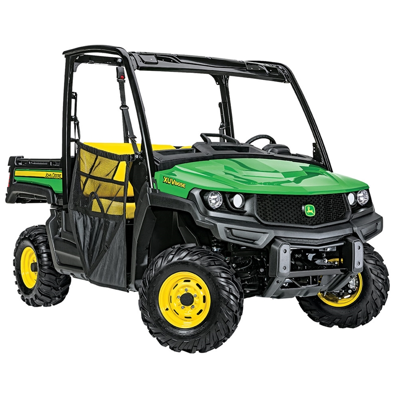 john deere xuv865e 4x4 gator utility vehicle mutton power. Black Bedroom Furniture Sets. Home Design Ideas