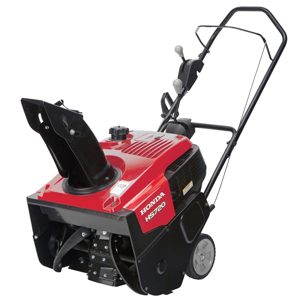 Honda Single Stage HS720AA Recoil Snow Blower with Snow Director Chute - Mutton Power Equipment