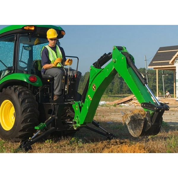 John Deere Backhoe Attachment >> John Deere 375 Backhoe Attachment Mutton Power Equipment