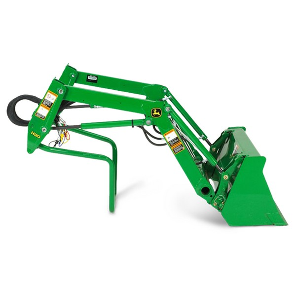 John Deere H120 Front Loader for sale at Mutton Power Equipment