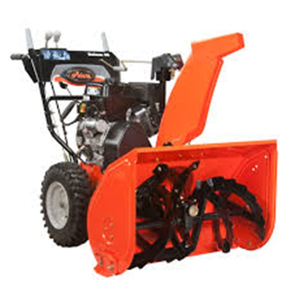 Ariens Deluxe 24 Sno-Thro Electric Start Two Stage Snow Blower (921024)