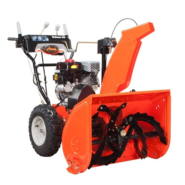 Ariens Deluxe 28 Sno-Thro Electric Start Two Stage Snow Blower (921030)