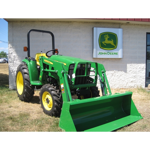 John Deere 3038E Compact Utility Tractor | Mutton Power Equipment