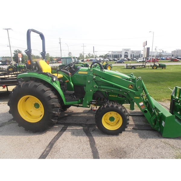 Small Utility Wagons For Tractors : John deere r compact utility tractor