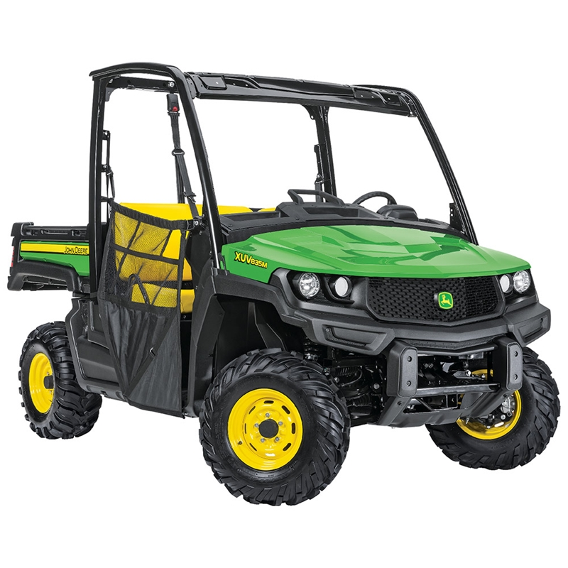 john deere xuv 835m gator utility vehicle mutton. Black Bedroom Furniture Sets. Home Design Ideas
