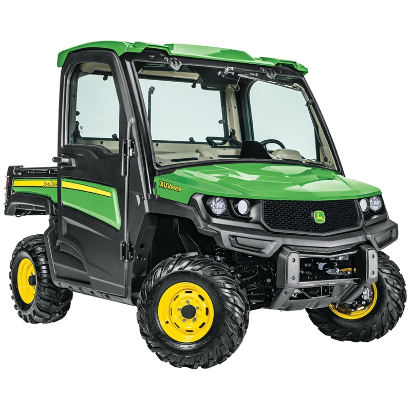 john deere xuv865r 4x4 gator utility vehicle mutton power. Black Bedroom Furniture Sets. Home Design Ideas