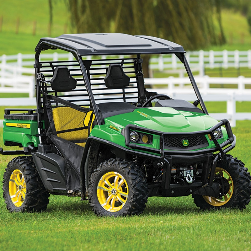 John Deere Xuv 590m Gator Utility Vehicle Mutton Power