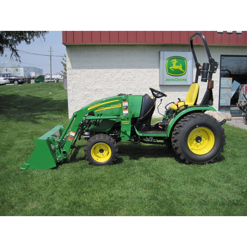 john deere 2320 compact utility tractor mutton compact. Black Bedroom Furniture Sets. Home Design Ideas