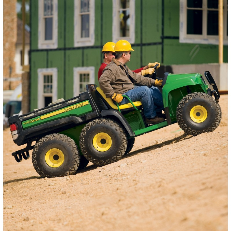 john deere th diesel 6x4 gator utility vehicle mutton. Black Bedroom Furniture Sets. Home Design Ideas
