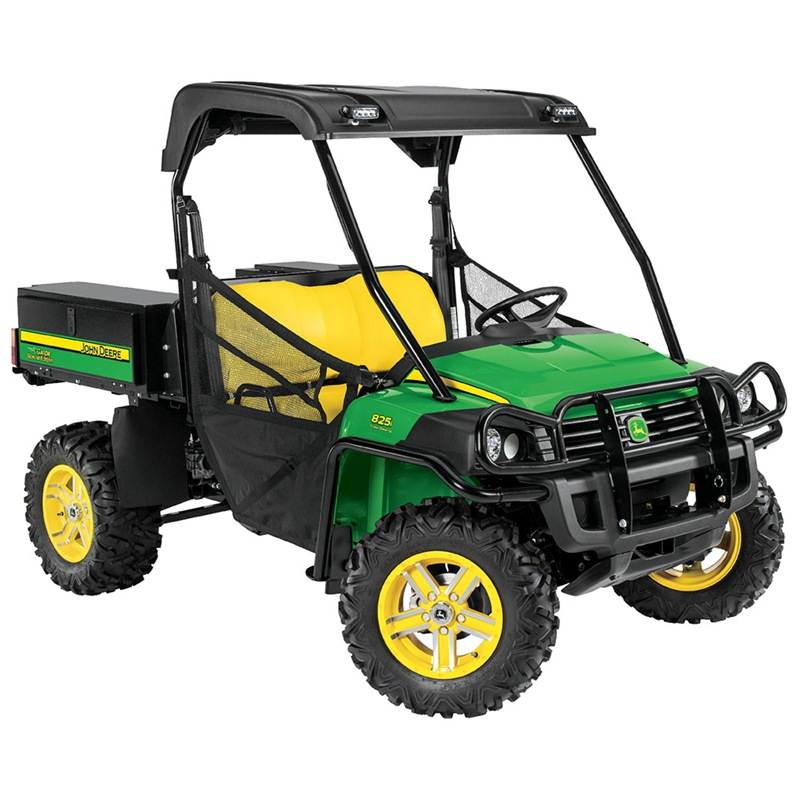 john deere xuv 825i 4x4 gator utility vehicle mutton. Black Bedroom Furniture Sets. Home Design Ideas