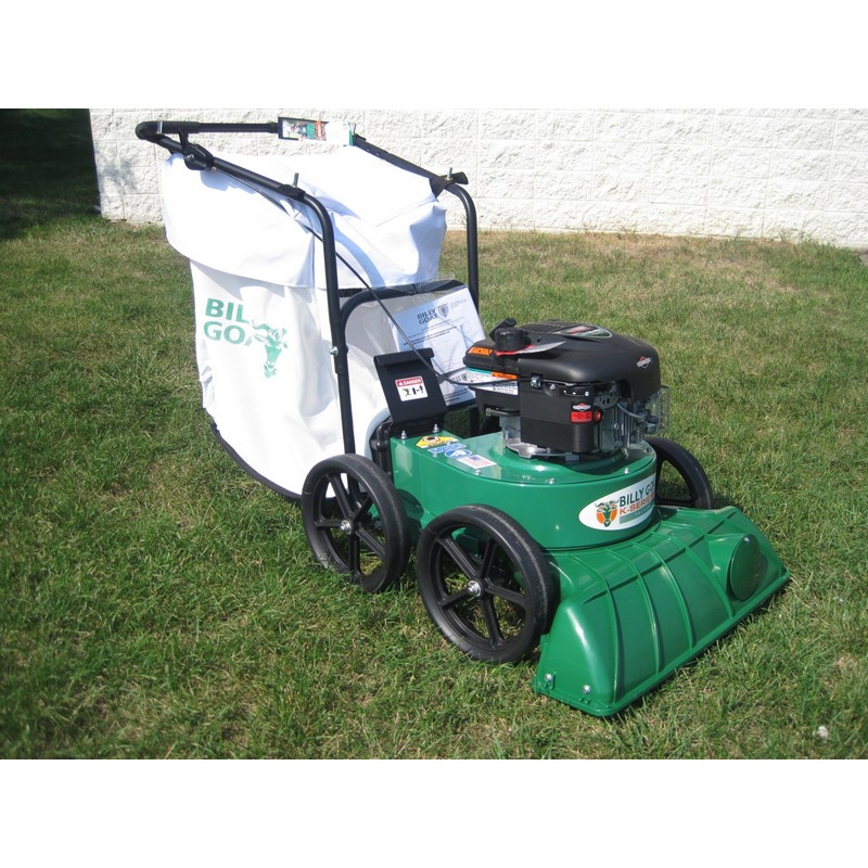 Billy Goat 6hp Leaf Vacuum KV600 From Mutton Power Equipment Zoom