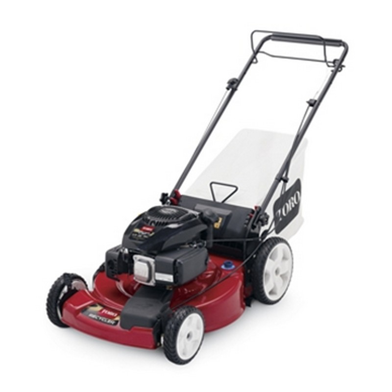 Toro Recycler 22 Quot Self Propel Lawn Mower With High Wheels