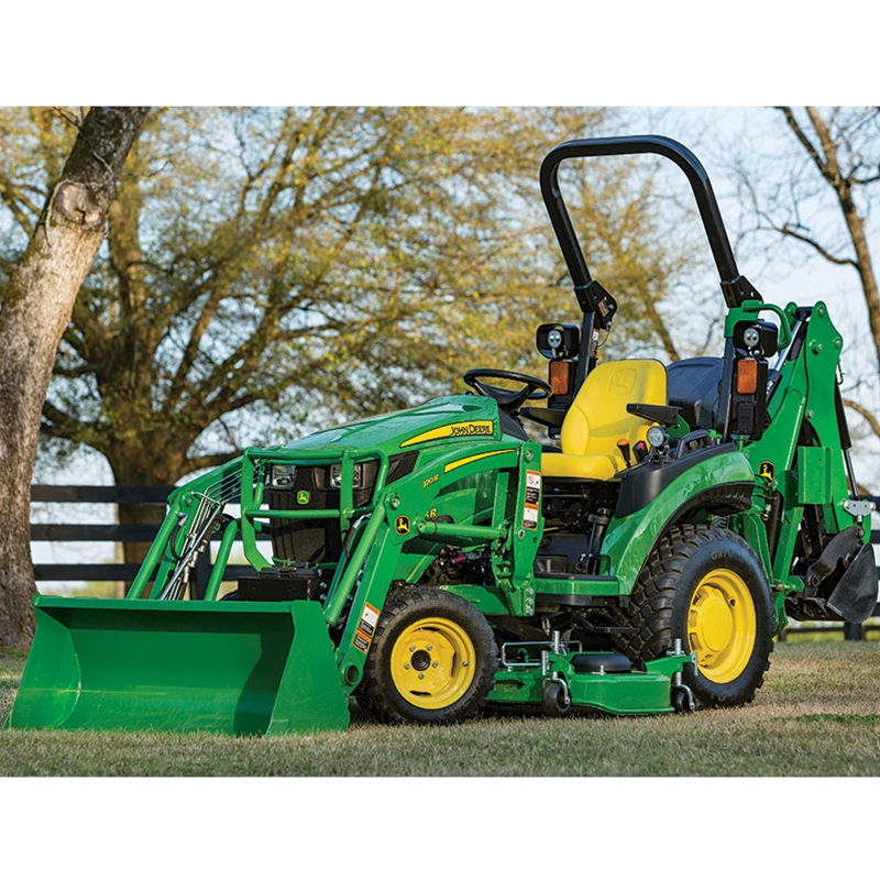 John Deere Attachments Product : John deere r compact utility tractor
