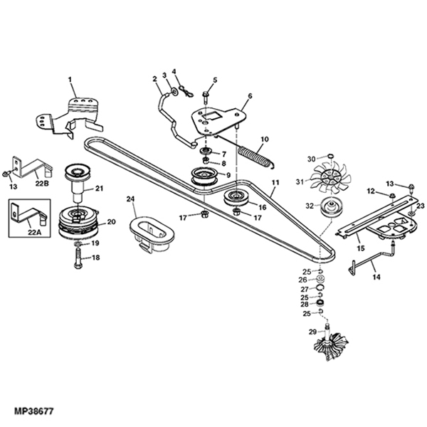 john deere l120l130 hydrostatic transmission parts diagram 14284 john deere l120 l130 transmisson parts diagram