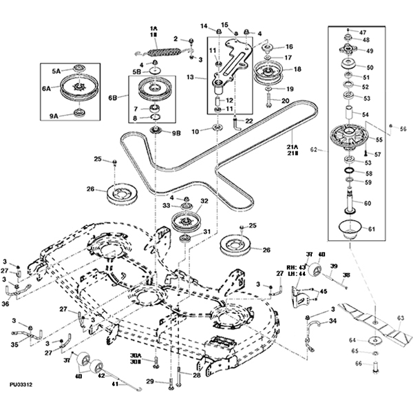 John Deere Lt155 Belt Diagram together with Scag Mowers Wire Harness Diagram further John Deere Lx178 Parts Diagram in addition P 13196 John Deere 48 D140 D150 D155 D160 Deck Parts Diagram likewise ST  5BScrew Terminal 5D Blade Fuse Block   Features and Applications. on john deere stx38 wiring diagram