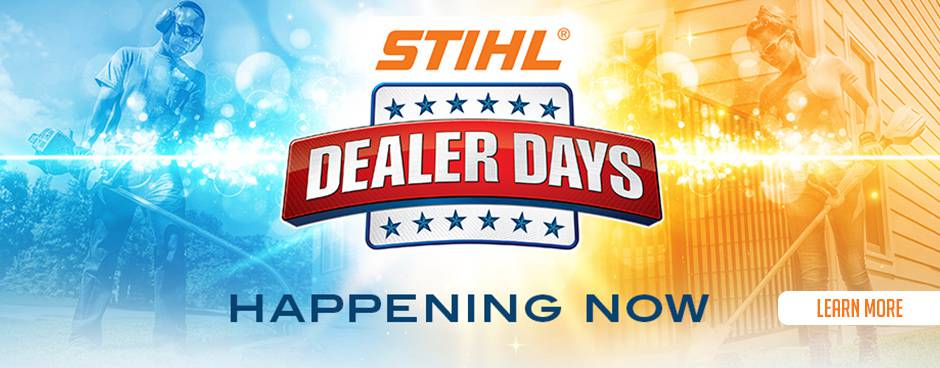 STIHL Dealer Days at Mutton Power