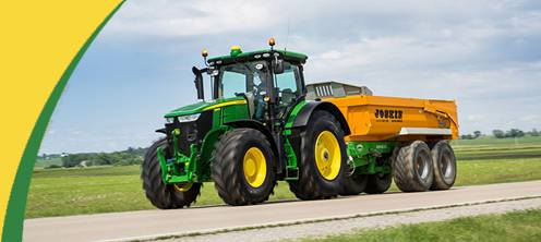 John Deere Utility Tractors For Sale