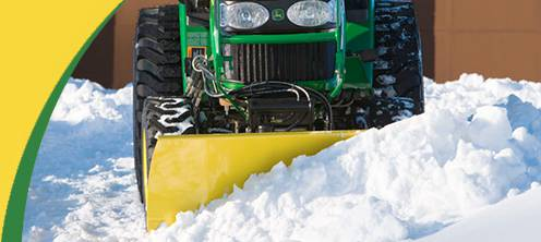 Snow Blade Attachments for Tractors