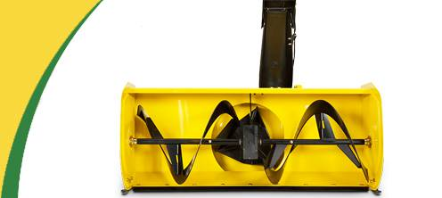 John Deere Snowblower Attachments