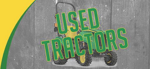 Used Tractors for Sale at Mutton Power Equipment