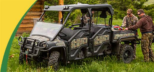 John Deere Gator Accessories >> Hunting And Camo Accessories For John Deere Gators